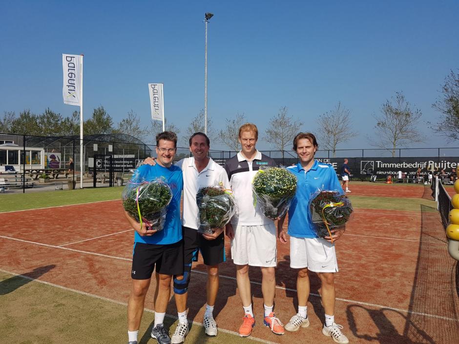 HD6 Jeroen, Maurice, Joris en René